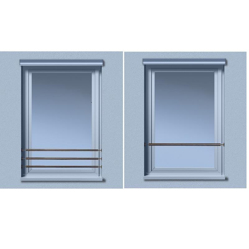 edelstahl v2a fenster absturzsicherung gel nder fenstergitter in. Black Bedroom Furniture Sets. Home Design Ideas