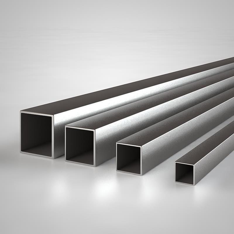 edelstahl vierkantrohr geschliffen metallteile verbinden. Black Bedroom Furniture Sets. Home Design Ideas