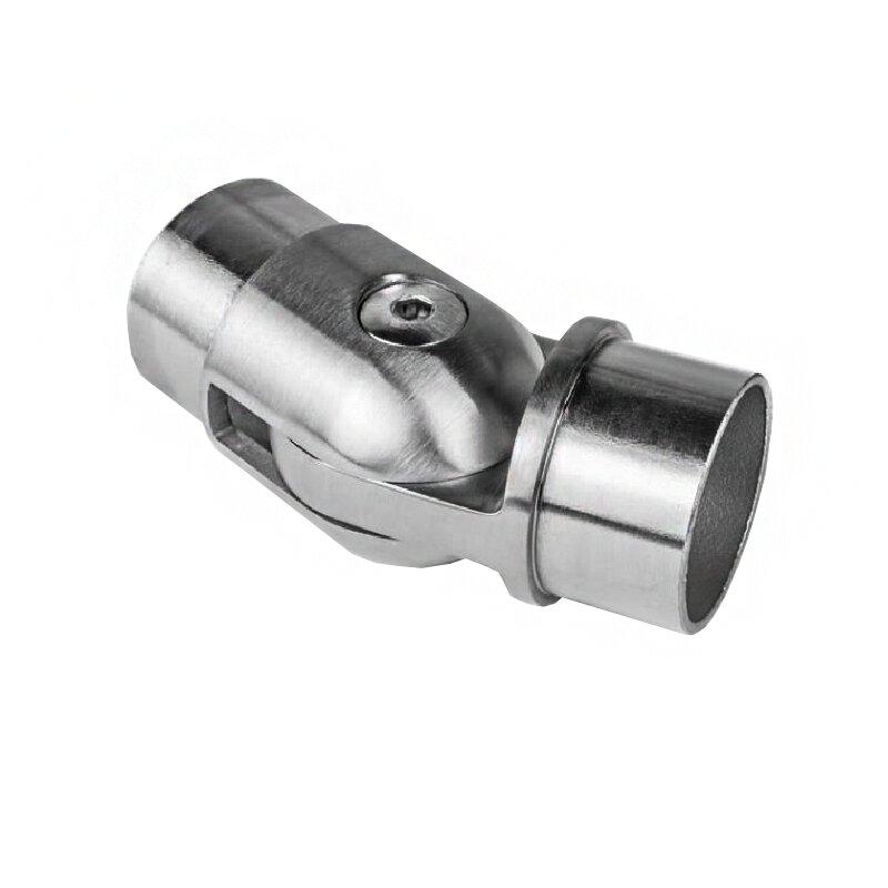 Edelstahl 48,3 Rohr Gelenk 1 Geländer Fitting Verbinder