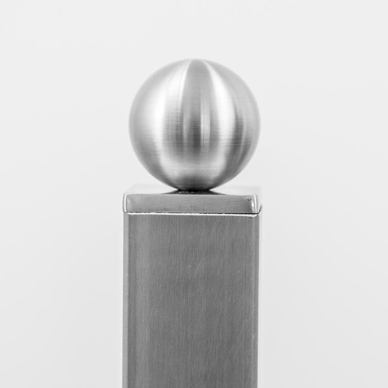 Edelstahl HOHL-KUGEL Kugeln Edelstahlkugel Ø 20 M4 V2A